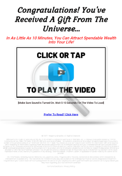 Prosperity Miracles - Hottest Offer That Converts With Cold Traffic preview. Click for more details