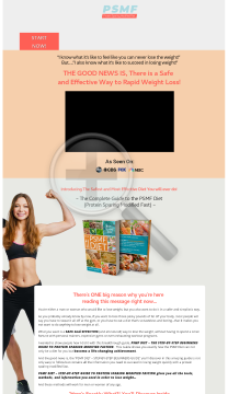 Protein Sparing Modified Fasting Results preview. Click for more details