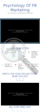 Psychology Of Fb Marketing preview. Click for more details
