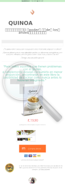 Quinoa - El Poder De Los Andes preview. Click for more details