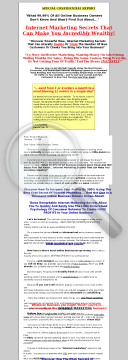 Randall Magwood's Internet Marketing Cash Machine preview. Click for more details