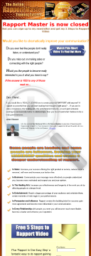 Rapport Master preview. Click for more details