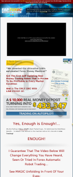 Real Money Doubling Forex Robot Fap Turbo - Sells Like Candy! preview. Click for more details