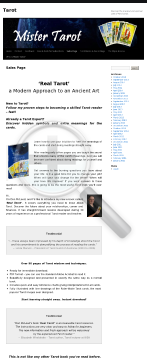 Real Tarot - A Powerful Book For Beginners preview. Click for more details
