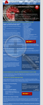 Regcure - #1 Converting Registry Cleaner. preview. Click for more details