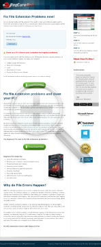 Regcure Pro - #1 Converting Registry Cleaner preview. Click for more details