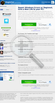 Reginout System Utilities- Fix, Performance And Privacy Tools preview. Click for more details