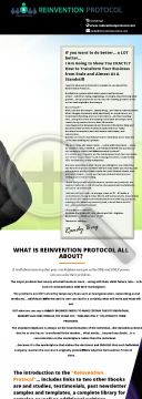 Reinvention Protocol - Reinvent Your Business preview. Click for more details