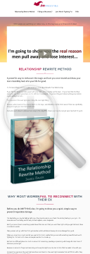 Relationship Rewrite Method - Crazy Conversions For Female Traffic! preview. Click for more details