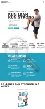 Run Lean Run Strong - By Running Shoes Guru preview. Click for more details