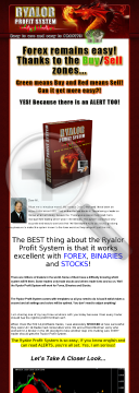 Ryalor Profit System, Super Accurate Forex System! preview. Click for more details