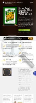 Scrap Gold Secrets E-book (uk Product) Updated For 2014 preview. Click for more details