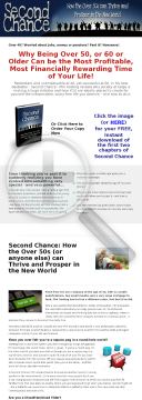 Second Chance: How The Over 50s Can Thrive And Prosper preview. Click for more details