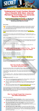 Secret Consulting Riches - How To Make Money From Online Consulting preview. Click for more details