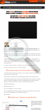 Secret Web Assets (swa) Ranking Report, Training & Killer Software! preview. Click for more details