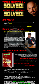 Secrets Of The Big Dogs. preview. Click for more details