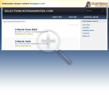 Selection Criteria Writer - Government Job Applications Made Easy preview. Click for more details
