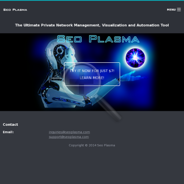 Seo Plasma - Seo Automation And Content Creation Software preview. Click for more details