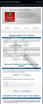 Set And Forget Forex Signals preview. Click for more details