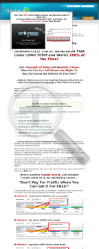 Simplyplr.com - All Things Article Marketing preview. Click for more details