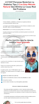 Sistema Diabetes - Spanish Market - Newest Launch preview. Click for more details