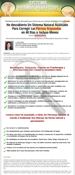 Sistema Piernas Perfectas - 75 % De Comision - Alta Conversion preview. Click for more details
