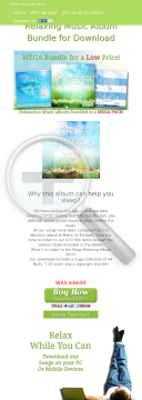Sleep Relaxation Music preview. Click for more details