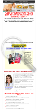 Soup Diet Recipes | Fat Burning Soup Recipes preview. Click for more details