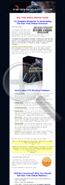 Star Trek Online Mastery Guide preview. Click for more details
