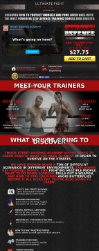 Street Defense Academy preview. Click for more details
