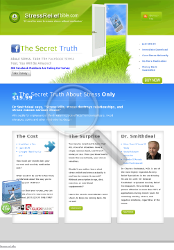 Stress Relief Bible - 60 Day Money Back preview. Click for more details