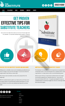 Substitute Teacher Ebook! preview. Click for more details