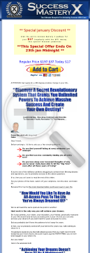 Success Mastery X Bestselling System preview. Click for more details