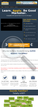 Super Newbie Training preview. Click for more details