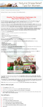Survive The Season Of Stress: Holiday Stress Management preview. Click for more details