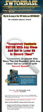 Swtorbase The Live Online Swtor Guide preview. Click for more details