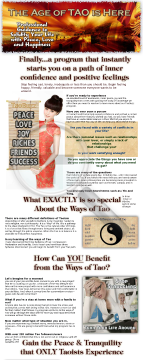 Tao Buzz preview. Click for more details