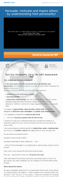 Test Your Personality Using The Disc Assessment Tool preview. Click for more details