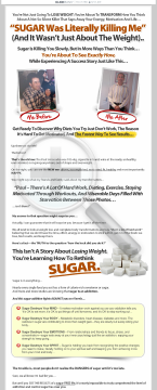 The 30 Sugar Free Days Challenge preview. Click for more details