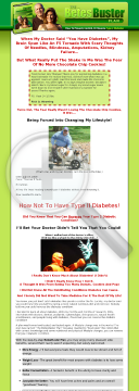The Betesbuster Plan preview. Click for more details