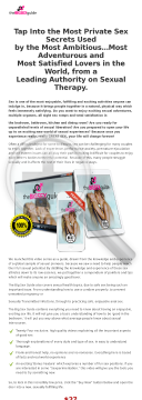 The Big Sex Guide preview. Click for more details