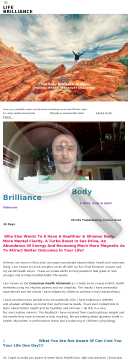 The Body Brilliance 30 Day Holistic Health Challenge preview. Click for more details