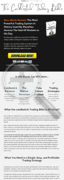 The Candlestick Trading Bible preview. Click for more details
