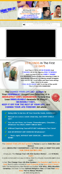 The Change Your Life Diet - Next Top Money Maker On CB - New For 2016 preview. Click for more details