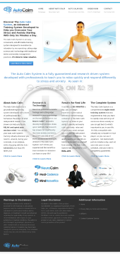 The Complete Auto Calm System - Big Payouts! preview. Click for more details