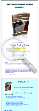 The Complete Carpet Buying Guide preview. Click for more details