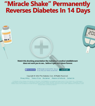 The Diabetes Cure - Conversions Are Blowing Up, Highest Payouts Ever! preview. Click for more details