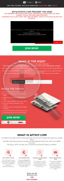 The Dojo | Cpa And Affiliate Marketing Forum. preview. Click for more details