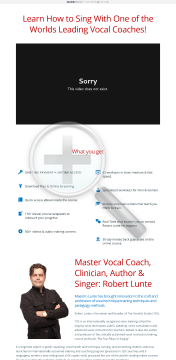 The Four Pillars Of Singing preview. Click for more details