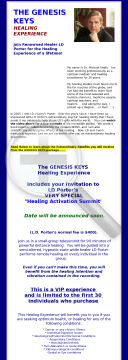 The Genesis Keys To Health And Healing preview. Click for more details